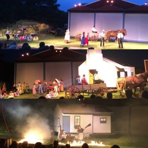 The Laura Ingalls Wilder Pageant