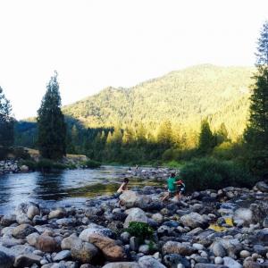 final river run