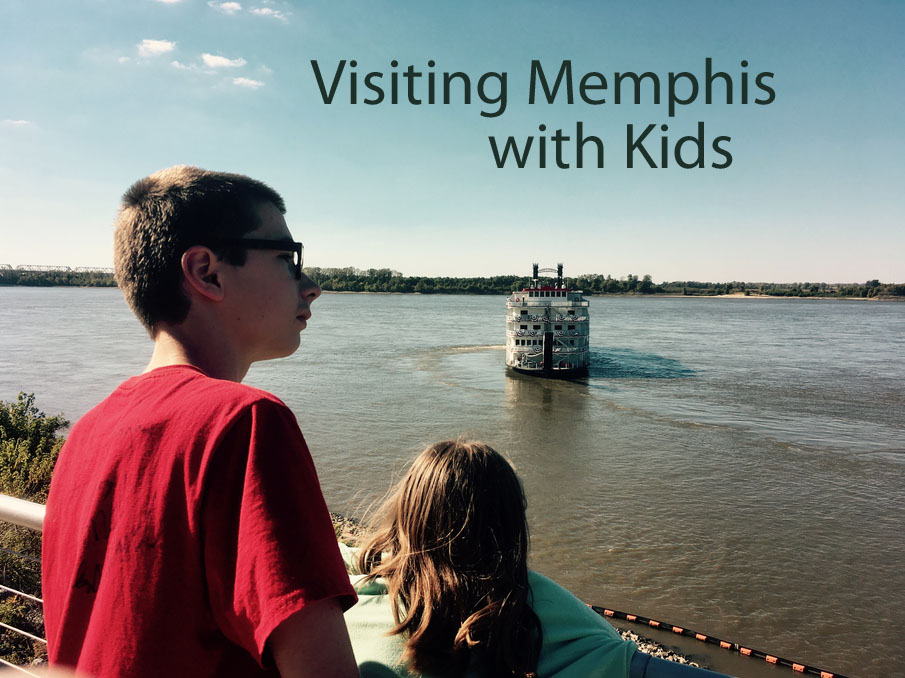 Visiting Memphis with kids: our weekend trip
