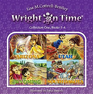 Giveaway: Wright On Time RV roadschooling 4 book collection