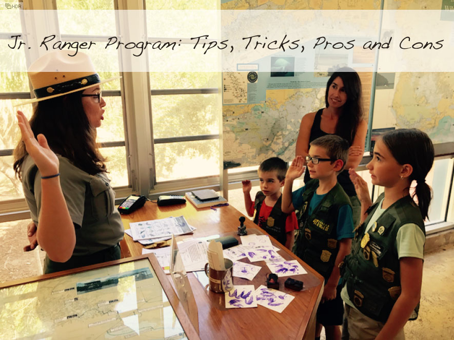 The National Park Jr. Ranger Program