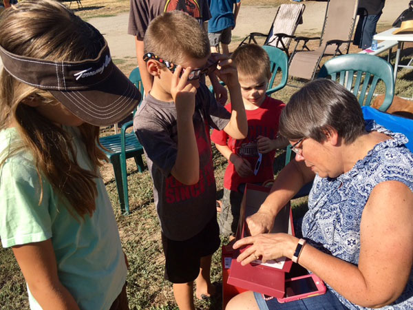 Path Of Totality Weiser Id Faith Takes Flight