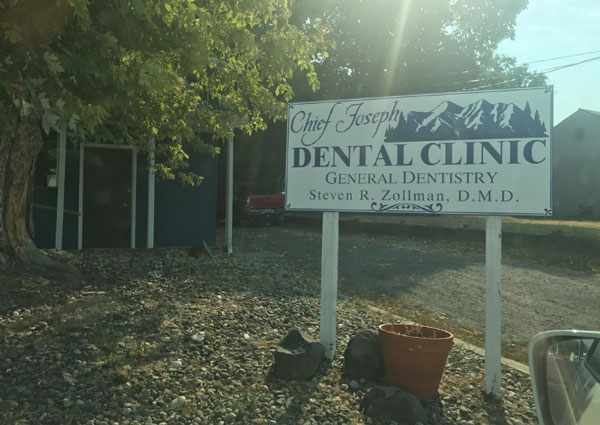 the day my dentist called the police to remove us from his office | Chief Joseph Dental Clinic in Lewiston, ID