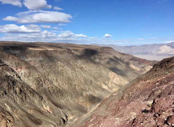 Death Valley shocking surprise
